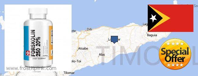 Where to Buy Forskolin Extract online Timor Leste