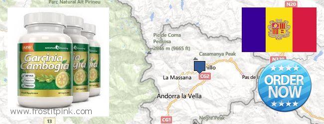 Where to Buy Garcinia Cambogia Extract online Andorra