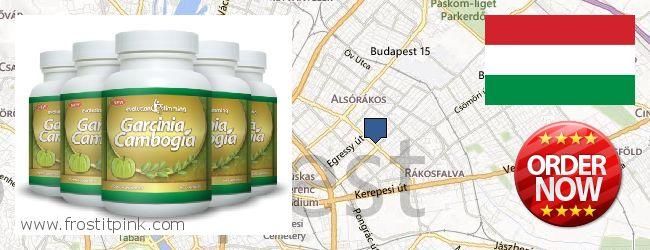 Buy Garcinia Cambogia Extract online Budapest, Hungary