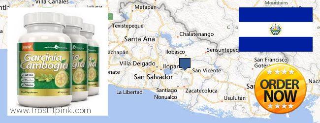 Purchase Garcinia Cambogia Extract online El Salvador