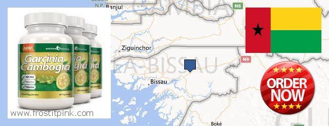 Где купить Garcinia Cambogia Extract онлайн Guinea Bissau