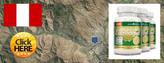 Where to Buy Garcinia Cambogia Extract online Huanuco, Peru