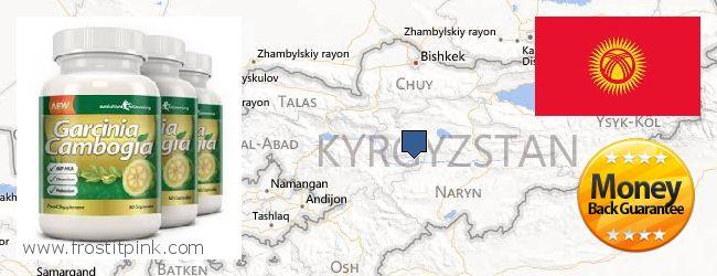 Purchase Garcinia Cambogia Extract online Kyrgyzstan