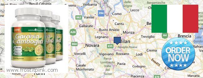 Where to Buy Garcinia Cambogia Extract online Milano, Italy