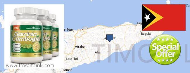 Where to Buy Garcinia Cambogia Extract online Timor Leste