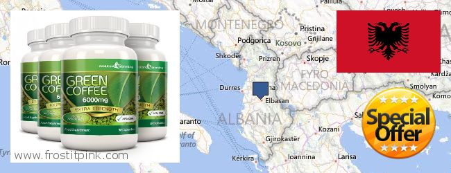 Where to Purchase Green Coffee Bean Extract online Albania