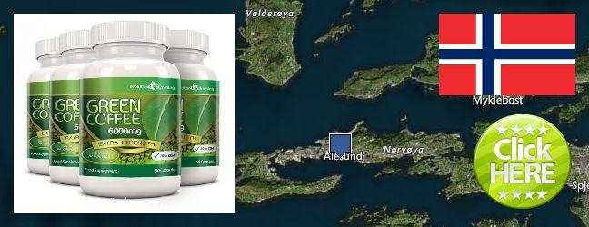 Hvor kjøpe Green Coffee Bean Extract online Alesund, Norway