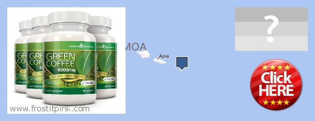 Where to Purchase Green Coffee Bean Extract online American Samoa