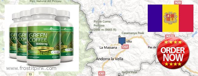 Best Place to Buy Green Coffee Bean Extract online Andorra