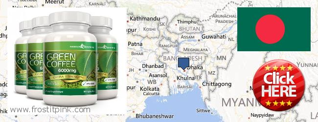 Best Place to Buy Green Coffee Bean Extract online Bangladesh