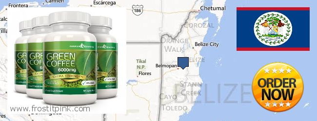Where to Buy Green Coffee Bean Extract online Belize