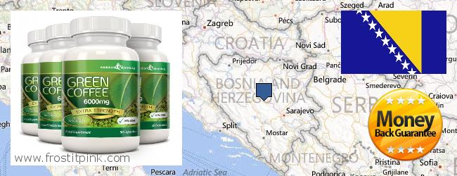 Where to Buy Green Coffee Bean Extract online Bosnia and Herzegovina