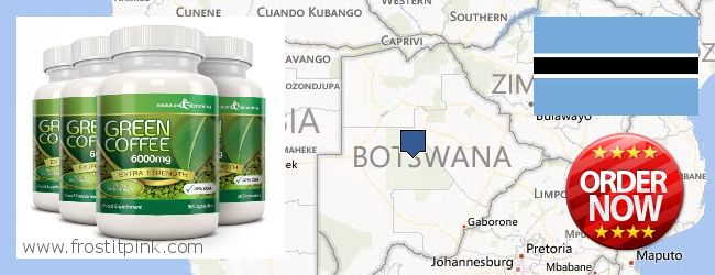 Where to Buy Green Coffee Bean Extract online Botswana