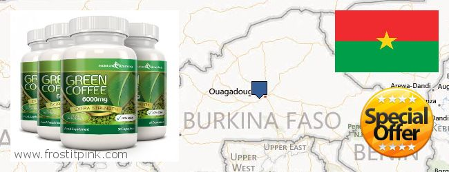Where to Purchase Green Coffee Bean Extract online Burkina Faso