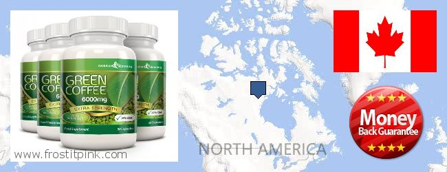 Purchase Green Coffee Bean Extract online Canada