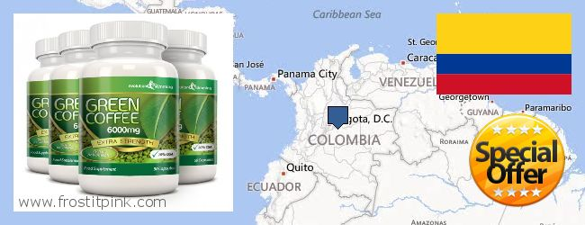 Where to Buy Green Coffee Bean Extract online Colombia