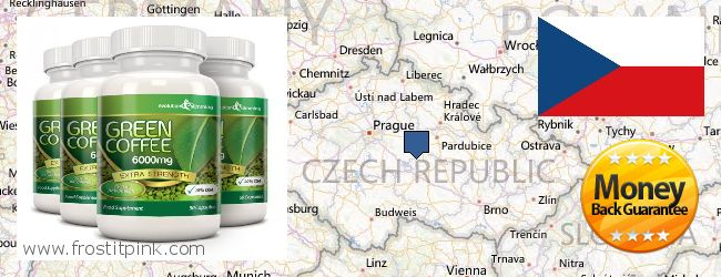 Where to Buy Green Coffee Bean Extract online Czech Republic