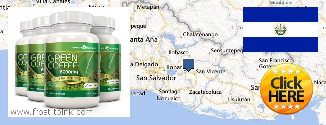 Where Can You Buy Green Coffee Bean Extract online El Salvador