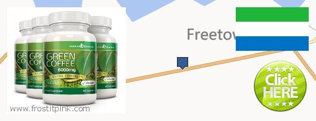Buy Green Coffee Bean Extract online Freetown, Sierra Leone