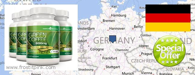 Purchase Green Coffee Bean Extract online Germany
