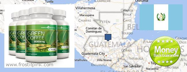 Where to Buy Green Coffee Bean Extract online Guatemala