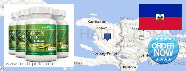 Purchase Green Coffee Bean Extract online Haiti