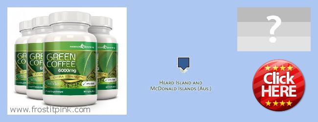 Buy Green Coffee Bean Extract online Heard Island and Mcdonald Islands