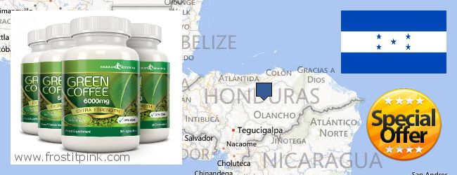 Where to Buy Green Coffee Bean Extract online Honduras