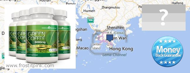 Dónde comprar Green Coffee Bean Extract en linea Hong Kong