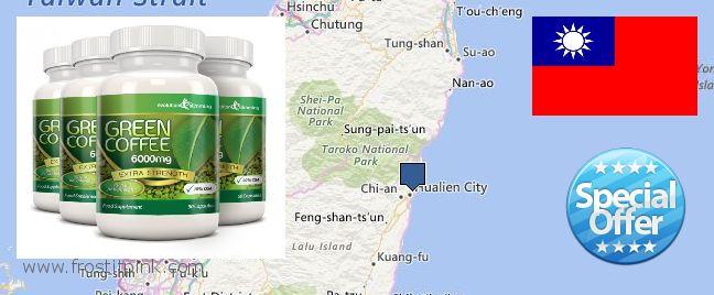 Where to Buy Green Coffee Bean Extract online Hualian, Taiwan
