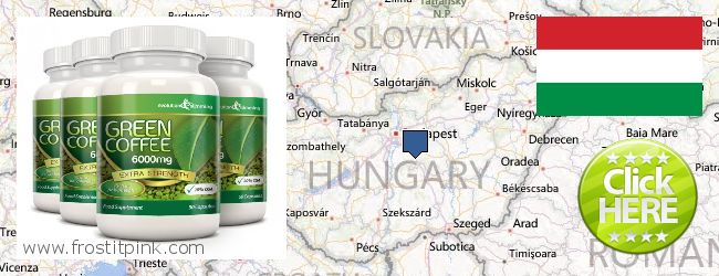 Purchase Green Coffee Bean Extract online Hungary