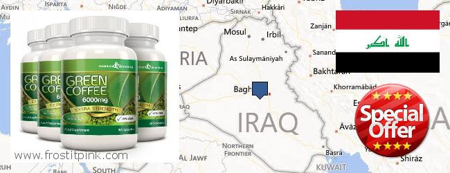 Buy Green Coffee Bean Extract online Iraq