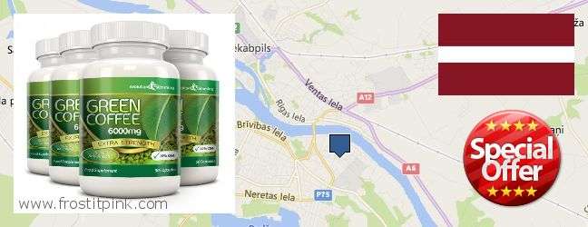 Best Place to Buy Green Coffee Bean Extract online Jekabpils, Latvia