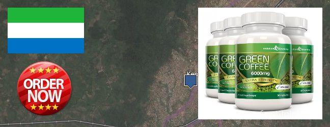 Best Place to Buy Green Coffee Bean Extract online Kenema, Sierra Leone