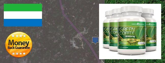 Where to Buy Green Coffee Bean Extract online Koidu, Sierra Leone