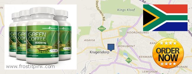 Where to Buy Green Coffee Bean Extract online Krugersdorp, South Africa