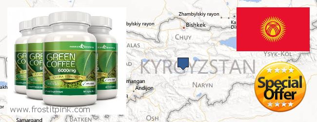 Where Can I Purchase Green Coffee Bean Extract online Kyrgyzstan