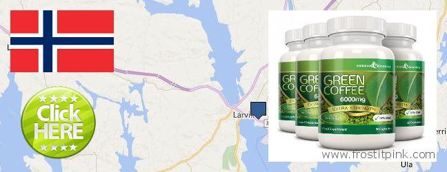 Hvor kjøpe Green Coffee Bean Extract online Larvik, Norway