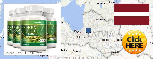 Where Can I Purchase Green Coffee Bean Extract online Latvia