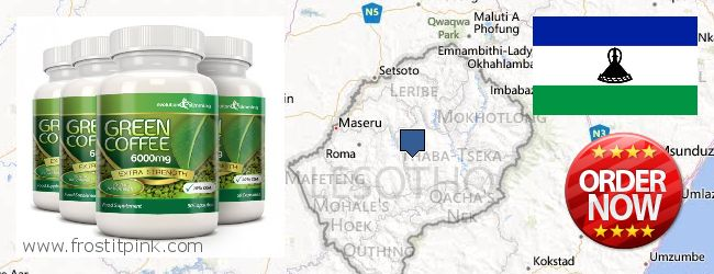 Where to Purchase Green Coffee Bean Extract online Lesotho