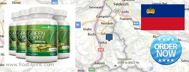 Purchase Green Coffee Bean Extract online Liechtenstein