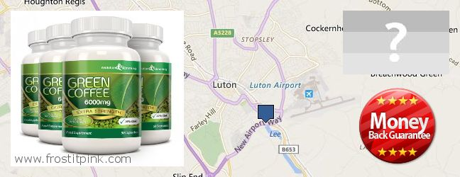 Purchase Green Coffee Bean Extract online Luton, UK