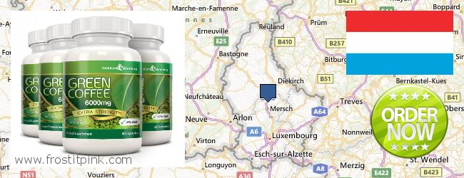 Kde kúpiť Green Coffee Bean Extract on-line Luxembourg