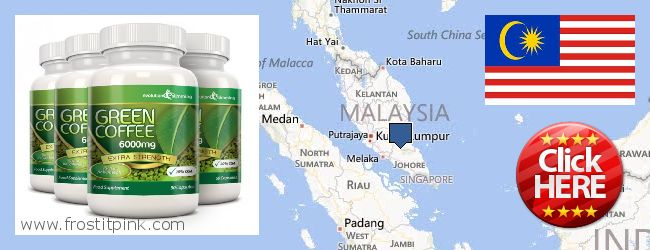 Buy Green Coffee Bean Extract online Malaysia