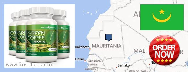 Buy Green Coffee Bean Extract online Mauritania