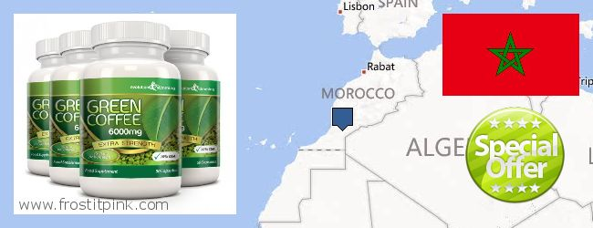 Buy Green Coffee Bean Extract online Morocco