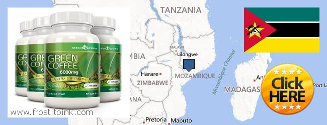 Where to Buy Green Coffee Bean Extract online Mozambique