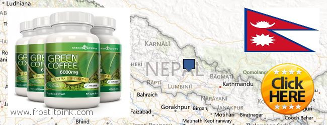 Purchase Green Coffee Bean Extract online Nepal