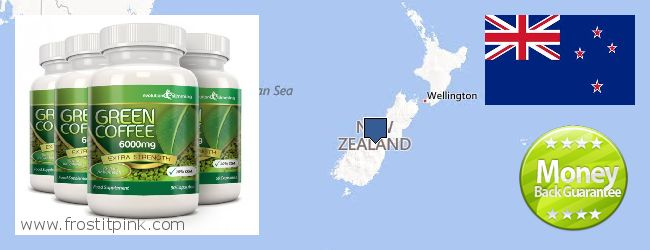Where to Buy Green Coffee Bean Extract online New Zealand
