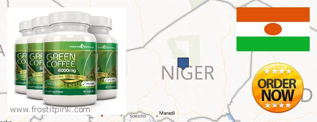 Buy Green Coffee Bean Extract online Niger